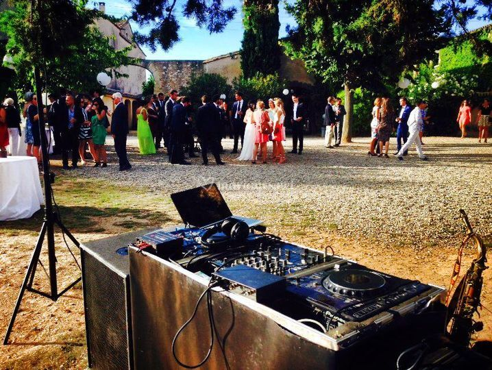 Lorens DJ Sax