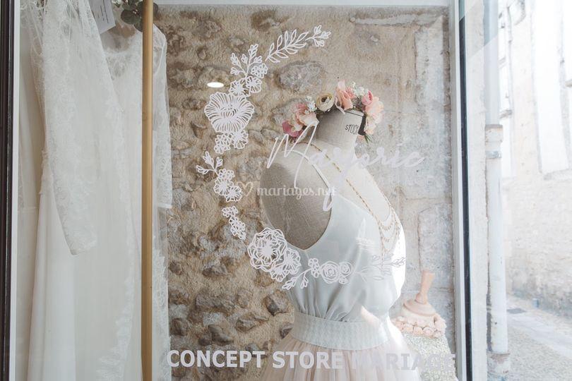 Boutique Concept Store