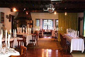 Salle idéale pour banquets