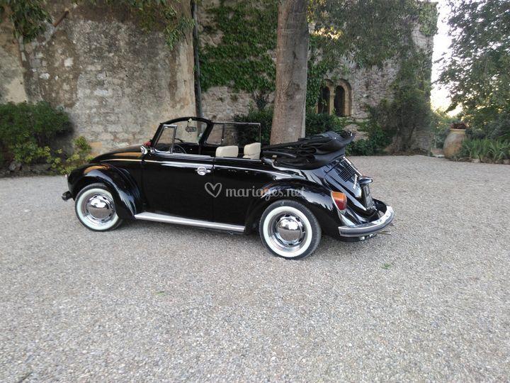 Cox cabriolet noire