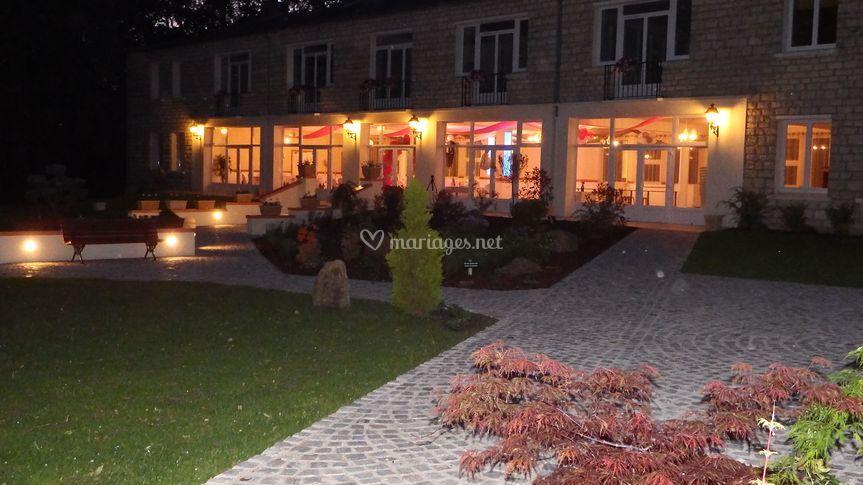 Nocturne jardin jupiter de ourcadia domaine de bellevue for Jardin nocturne