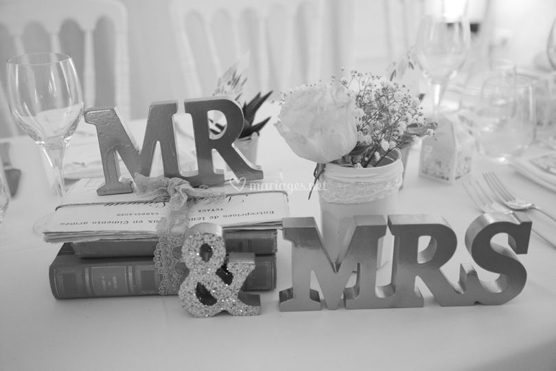 Mr & Mme
