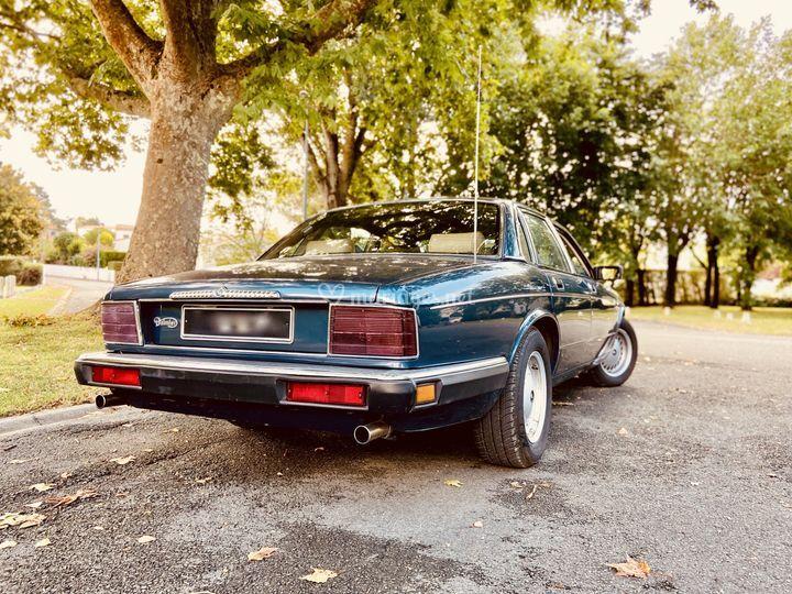 Daimler xj 40