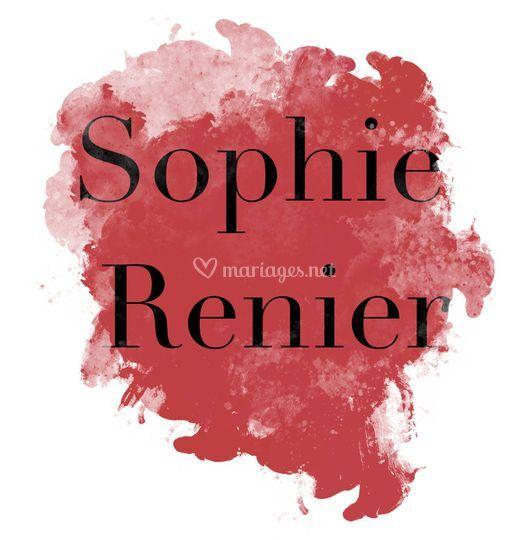 Sophie Renier