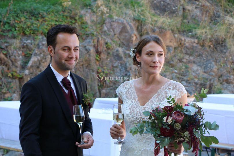 Lisa mariage