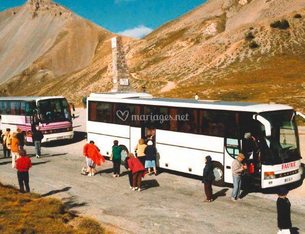 Les anciens bus