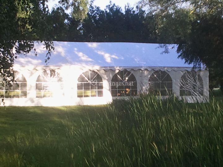 Tente  5x12