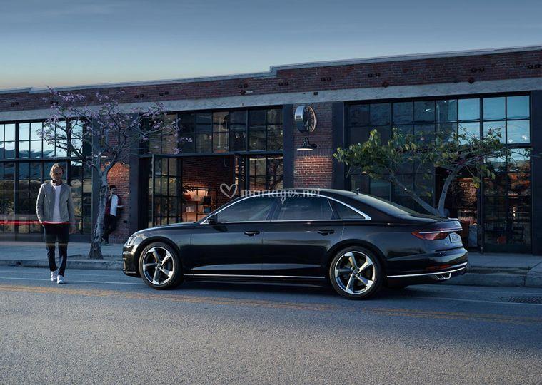 Nouvelle Audi A8