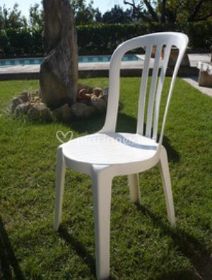 Chaise bistrot houssable