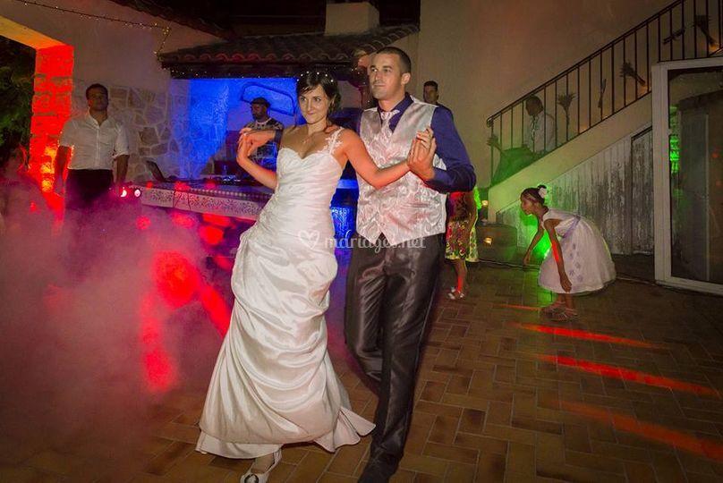Danse Marco et Elodie