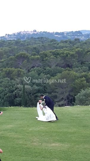 Mariage Isabel et Rani