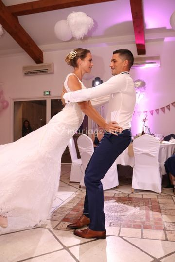 Danse Astrid et Paul