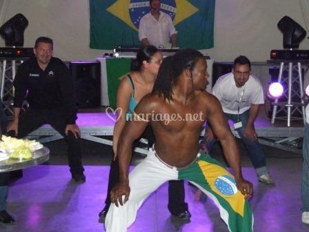 Soirée Brésil