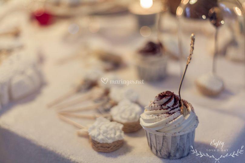 Romantisme et douceur d'hiver