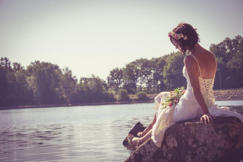 Lac mariée