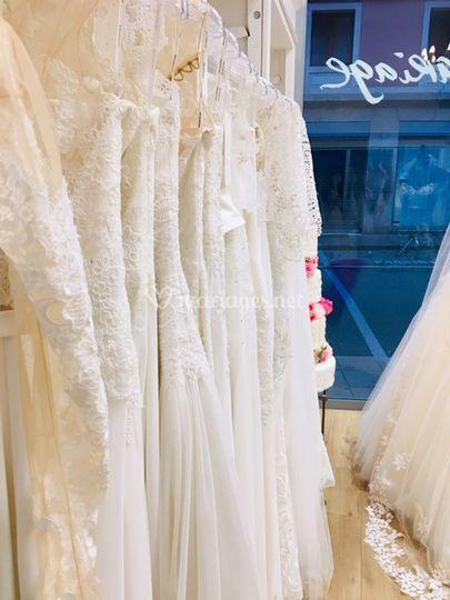 Un large choix de robe fluide
