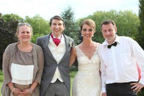 Beautiful mariage