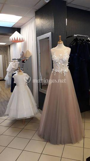 Robe de Mariée Ariamo Evita