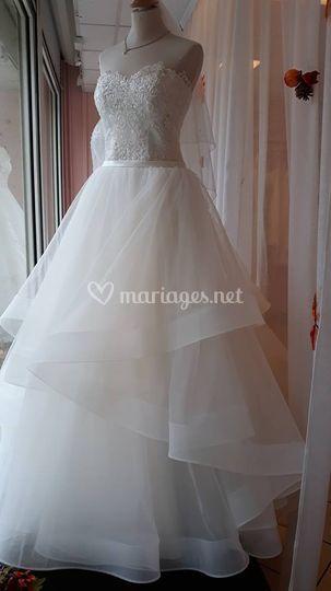 Robe de Mariée Ariamo Darsey
