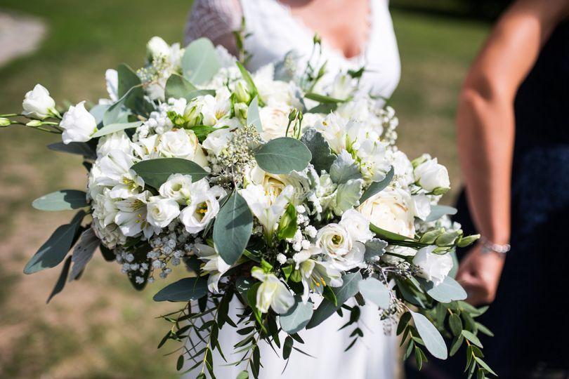 Bouquet Bohème nature