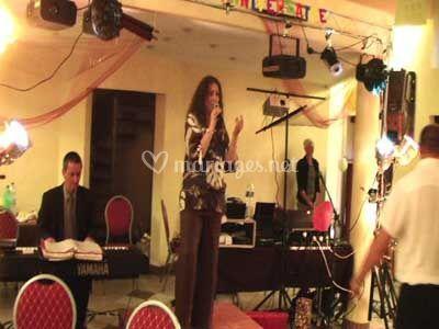 Chanteuse ou chanteur en direct