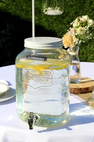 Louez nos jars à boisson