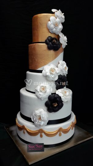 Wedding cake le Valmy