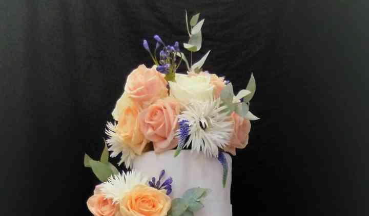 Wedding cake le Clementine