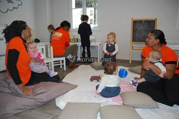 Atelier pour les plus jeunes