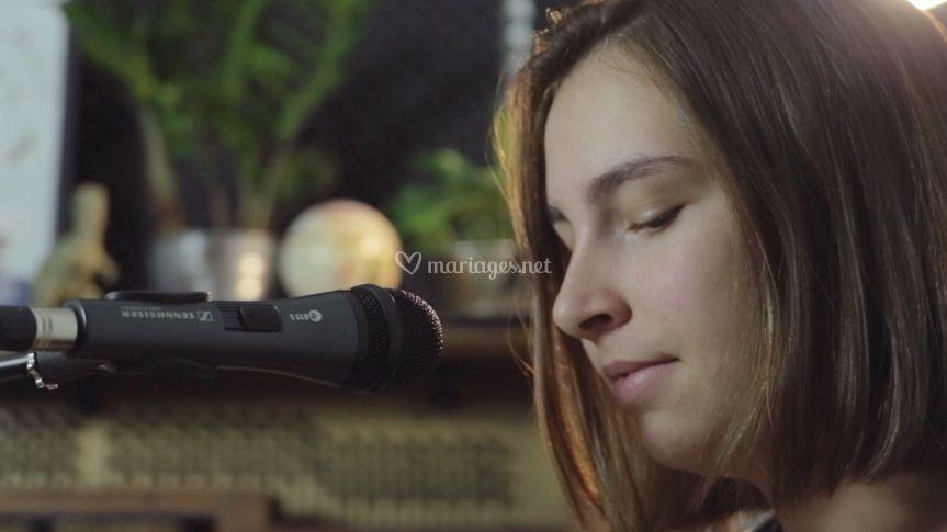Emilie : piano/chant