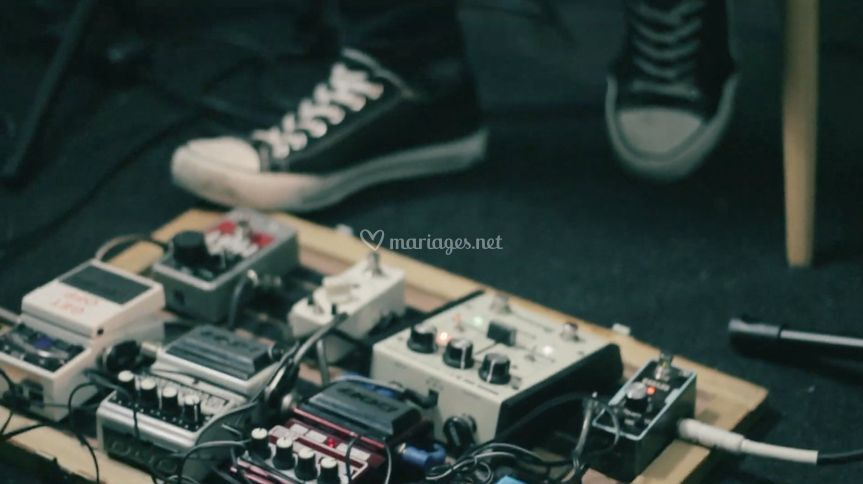 Polaris : duo pop/rock