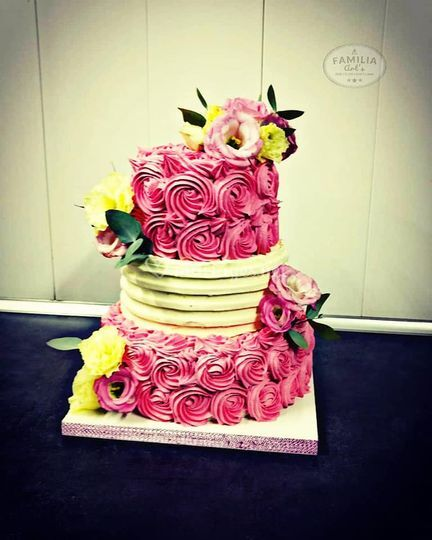 Wedding cake crème