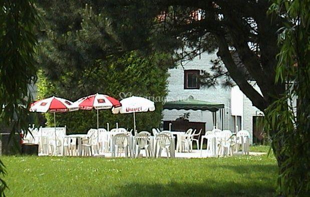 L auberge de la forge for Auberge le jardin