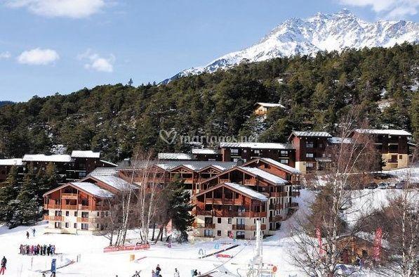 Alpes location La Norma
