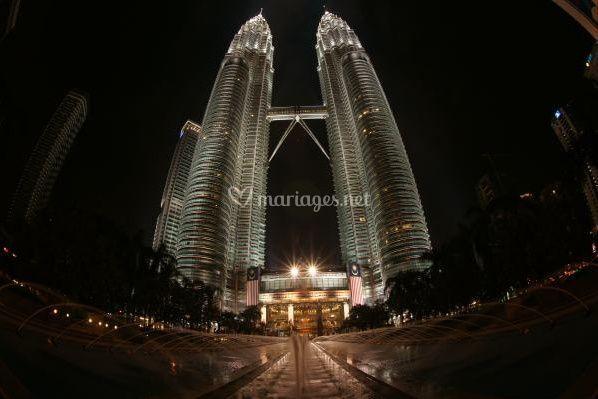 Circuit en Malaisie