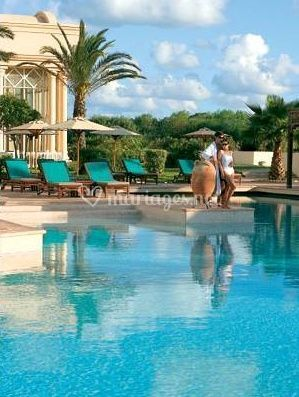 Golf et Spa Tunisie séjour de luxe
