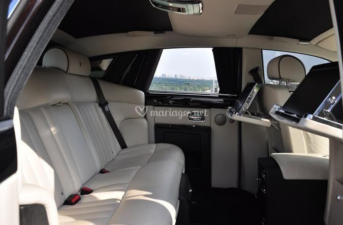 Intérieur Rolls-Royce
