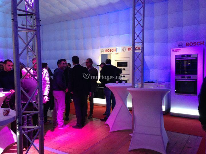 Lancement Siemens Bosch