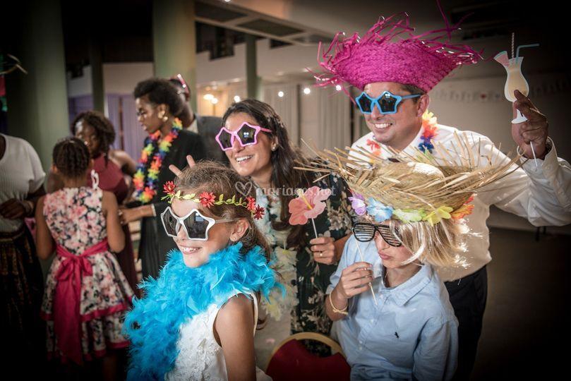 Borne Selfie - Fun Booth