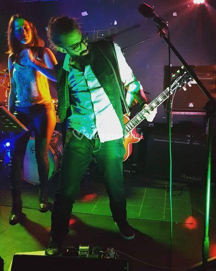 Jean-Marx, guitariste