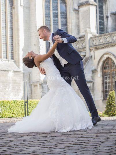 Mariage de audrey