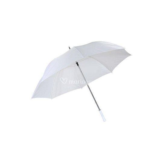 Parapluie mariage, exclusivité