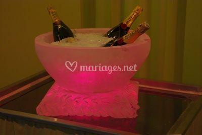 Vasque salon du mariage