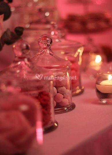 Sweet table