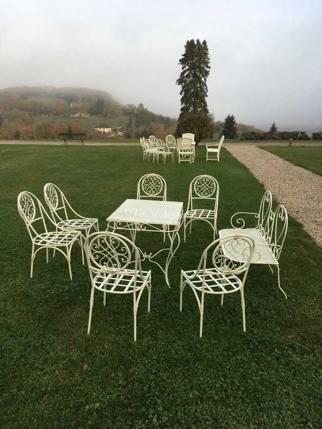 Mobilier De Jardin Alpes Maritimes mobilier de jardin de château de lacoste | photo 13