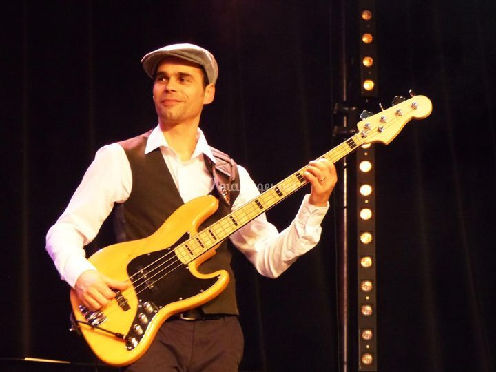 Pascal bassiste watson