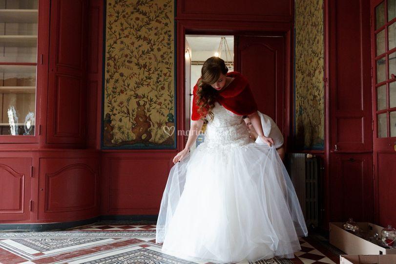 Mariage de Naomi