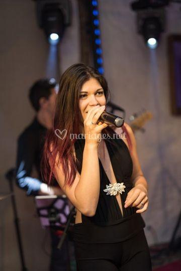Notre chanteuse