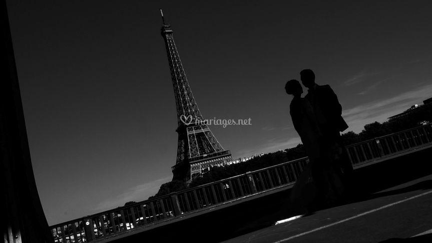 Video de mariage à Paris
