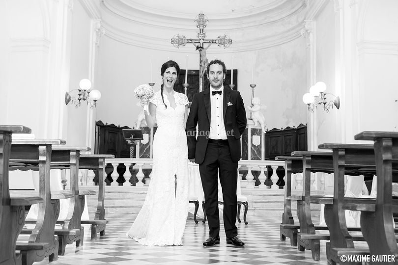 Mariage Emilie / Portofino